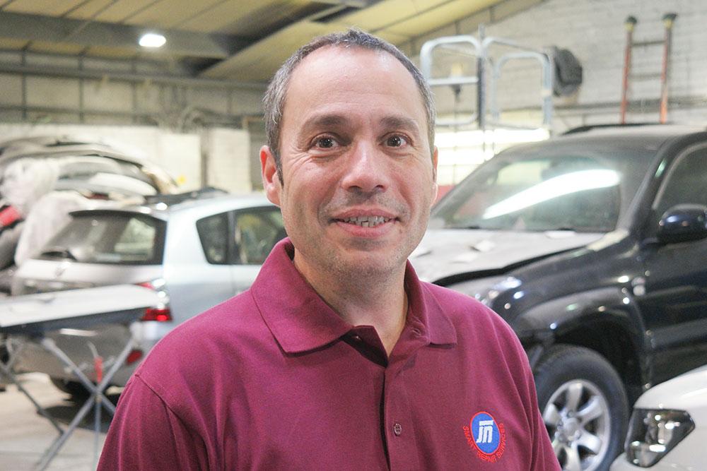 Anthony from J N Smart Repair Services LTD, Croydon