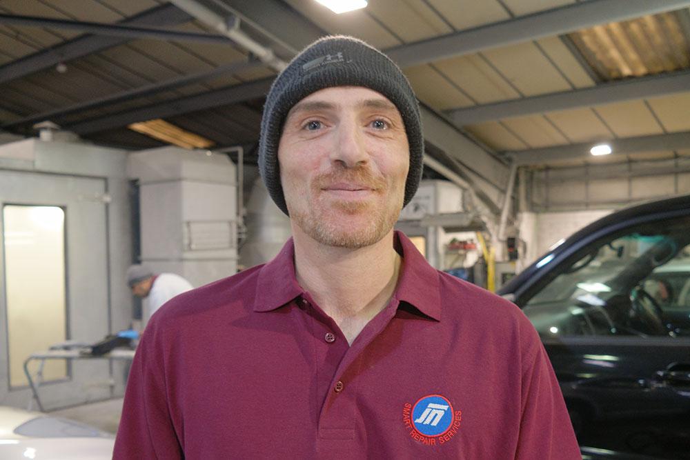 Brian from J N Smart Repair Services LTD, Croydon
