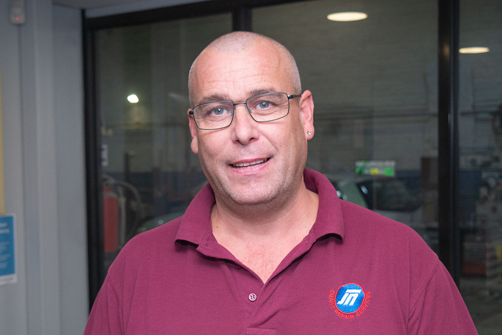 Nigel from J N Smart Repair Services LTD, Croydon