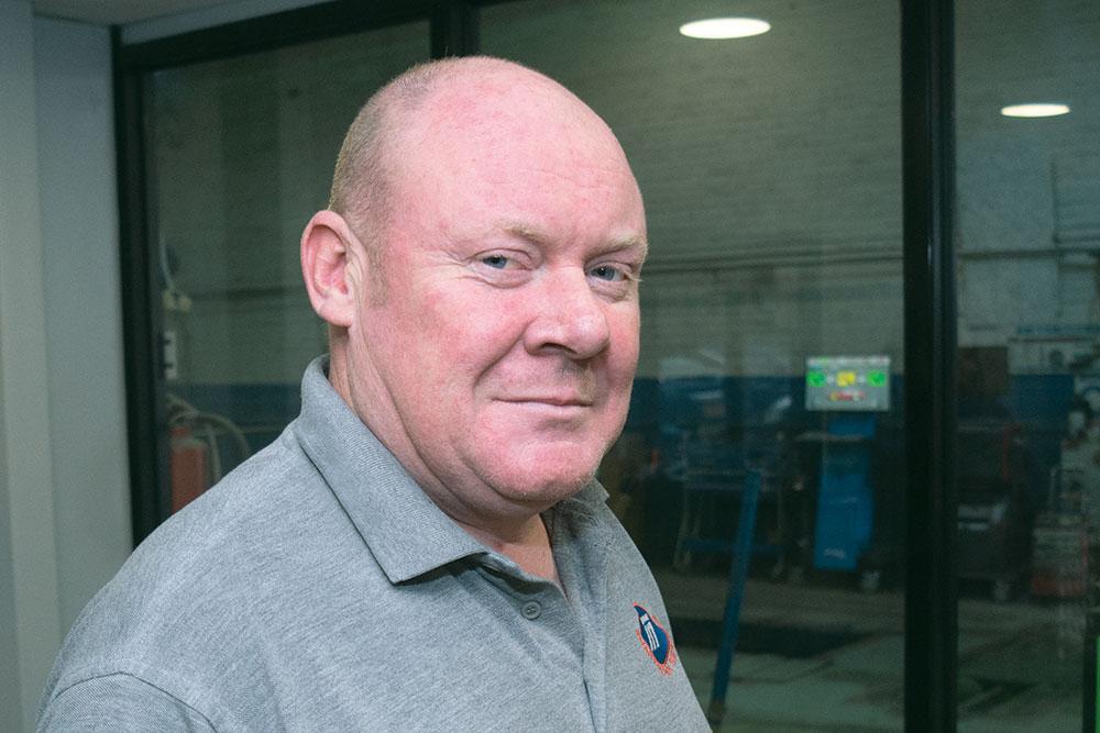 Mark from J N Smart Repair Services LTD, Croydon